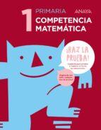 competencia matemática 1º educacion primaria castellano mec ed 2017-9788469831335