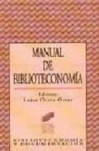 manual de biblioteconomia luisa orera orera 9788477383635
