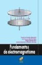 fundamentos de electromagnetismo 9788477387435