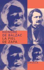 la piel de zapa-honore de balzac-9788478447435
