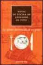 notas de cocina de leonardo da vinci-leonardo da vinci-9788478808335