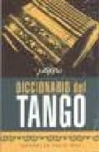 diccionario del tango 9788480484435