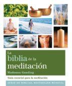 la biblia de la meditación madonna gauding 9788484454335
