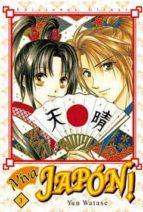 viva japon! nº 3-yuu watase-9788484497035