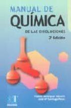 manual de quimica de las disoluciones (2ª ed.) vicente berenguer navarro jose m santiago perez 9788484542735