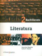 literatura 2º bachillerato ed 2016-9788494408335