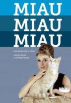 miau miau miau. los gatos en el cine-juan luis sanchez-9788494699535