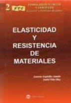 formulario de elasticidad y resistencia de materiales-antonio argüelles amado-isabel viña olay-9788495279835