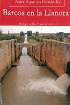 barcos en la llanura-asier aparicio fernandez-9788496186835