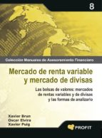 mercado de renta variable y mercado de divisas 9788496998735