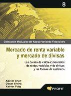 mercado de renta variable y mercado de divisas-9788496998735