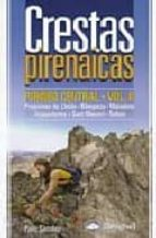 crestas pirenaicas: pirineo central (2 vol.) pako sanchez 9788498291735