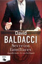 secretos familiares (saga king & maxwell 4)-david baldacci-9788498729535