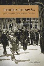 historia de españa (vol. ix): la dictadura de franco-borja de riquer-9788498920635