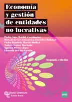 economia y gestion de entidades no lucrativas (2ª ed)-pedro juez martell-9788499610535