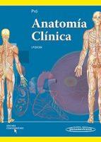 anatomía clinica (2ª ed.) eduardo pró 9789500606035
