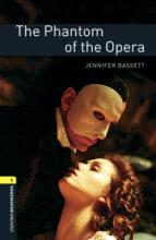 obl1 the phantom of the opera with mp3 audio download jennifer bassett 9780194620345
