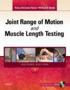 JOINT RANGE OF MOTION AND MUSCLE LENGTH TESTING - E-BOOK