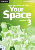 your space 3 workbook with cd-9780521729345