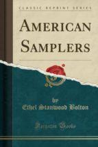 american samplers (classic reprint)-9781333240745