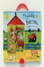 muddle farm: a magnetic play book (board book) axel scheffler 9781405020145