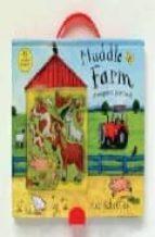 muddle farm: a magnetic play book (board book)-axel scheffler-9781405020145