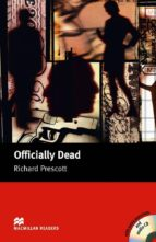 macmillan readers upper:  officially dead pack richard prescott 9781405076845