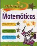 superestrellas: matematicas: para niños de 5-6 años-peter patilla-9781405448345