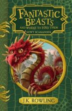 fantastic beasts and where to find them: hogwarts library book j.k. rowling 9781408896945