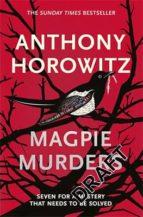 magpie murders anthony horowitz 9781409159445