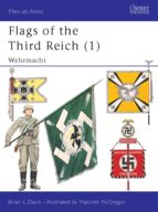flags of the third reich (1) (ebook)-brian l. davis-malcolm mcgregor-9781780965345