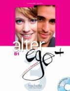 alter ego plus 3 (b1) alumno + cd 9782011558145