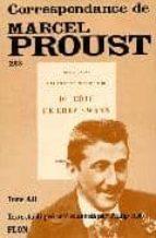 Correspondance t12 m proust Nuevo libro real pdf descarga gratuita