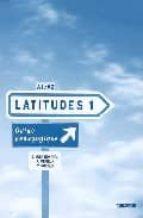 latitudes 1 (guide pedagogique)-regine merieux-9782278062645
