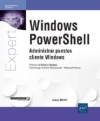 windows powershell-julien musy-9782409012945