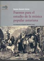 fuentes para el estudio de la música popular asturiana-susana asensio llamas-9788400092245
