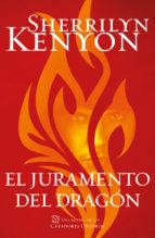 el juramento del dragon (cazadores oscuros 27) sherrilyn kenyon 9788401021145