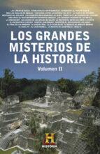 los grandes misterios de la historia. volumen ii-9788401347245