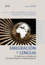 emigración y lengua (ebook) 9788408130345