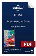cuba 8_12. provincia de las tunas (ebook)-brendan sainsury-carolyn mccarthy-9788408198345