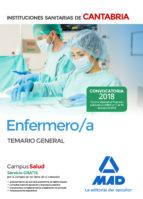 enfermero/a de las instituciones sanitarias de cantabria: temario general 9788414214145