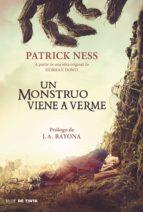 un monstruo viene a verme (ebook)-patrick ness-9788415594345