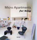 micro apartments for living (ed. bilingüe español-ingles)-9788415829645