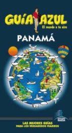 panama 2013 (guia azul) 9788415847045