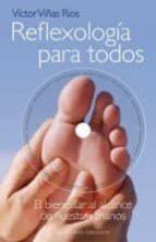 reflexología para todos (+dvd) victor viñas rios 9788415968245