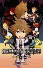 kingdom hearts ii nº 02 shiro amano 9788416244645