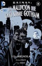 batman: la maldición que cayo sobre gotham (2ª ed.) mike mignola richard pace 9788416840045