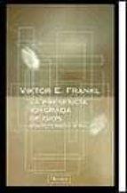 la presencia ignorada de dios: psicoterapia y religion viktor e. frankl 9788425406645