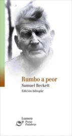 rumbo a peor-samuel beckett-9788426423245