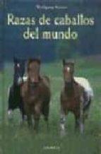 razas de caballos del mundo-wolfgang kresse-9788428212045
